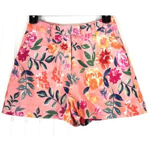 Lovers + Friends Tracy linen Shorts 8874